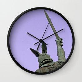 Hermann Monument | Hermannsdenkmal Wall Clock