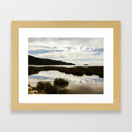Abel Tasman National Park Framed Art Print