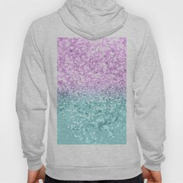 Mermaid Girls Glitter #2 #shiny #decor #art #society6 Hoody