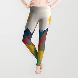 Uphill Battle Leggings
