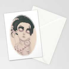 dearpain +Endlessly Waiting+ Stationery Cards