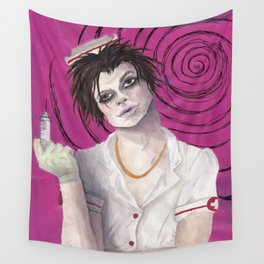 Psychotic Fetish Wall Tapestry