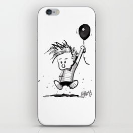 Hang In There! iPhone Skin