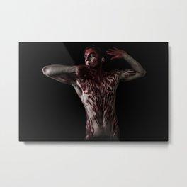 Sangre Metal Print