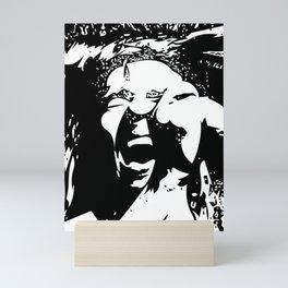 Rastafari Mini Art Print