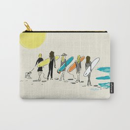 Weekend with Friends Carry-All Pouch