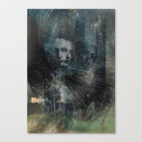dark souls Canvas Prints featuring Dark Souls by Lil'h