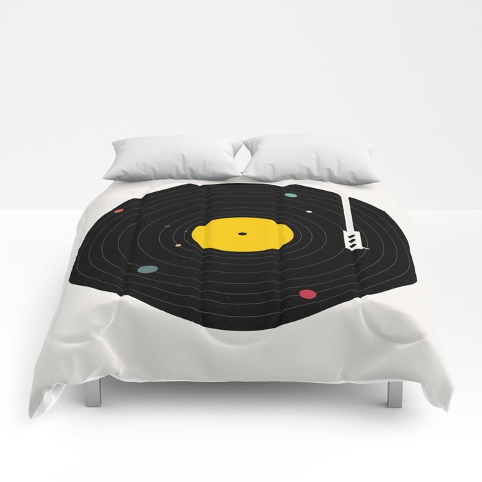 Music, Everywhere Comforters