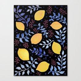 Sweet Senses Canvas Print