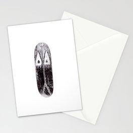 Tribal shield Stationery Cards