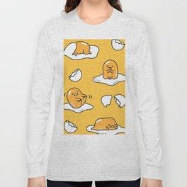 Cute Gudetama Long Sleeve T-shirt