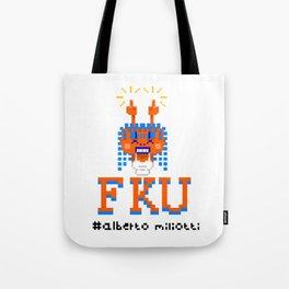 F**K YOU Tote Bag