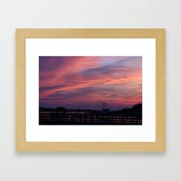 Holden Sky One Framed Art Print