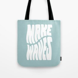 Make Waves Tote Bag