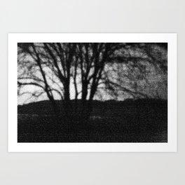 Nærmere/Closer Art Print