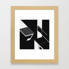 RIM TROPO Framed Art Print