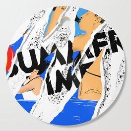 Summertime Cutting Board