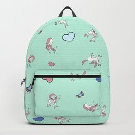 Sylveon Mint Print Backpack
