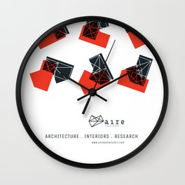 aireshops | Aire + Partners | Brand Book Wall Clock