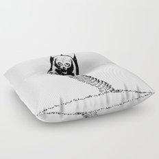 'O sole mio Floor Pillow