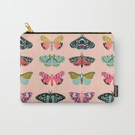 Lepidoptery No. 1 by Andrea Lauren  Carry-All Pouch