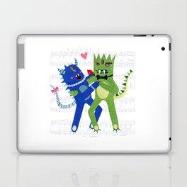 monster tango. Laptop & iPad Skin