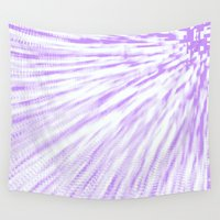lavender Wall Tapestries featuring Lavender. by Simply Chic