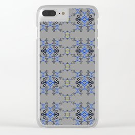 Shears in game Clear iPhone Case