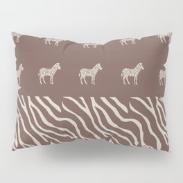 Animal Print Pillow Sham