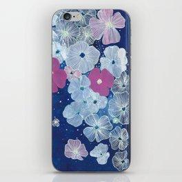 Celestial Blooms iPhone Skin