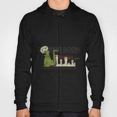 Dinosaur in the City Hoody