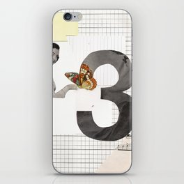 3 - Butterfly March iPhone Skin