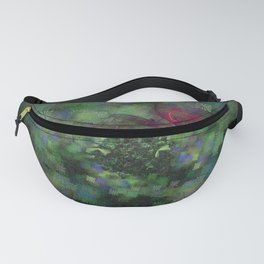 magic of square Fanny Pack