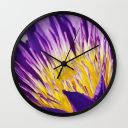 Dance of the Inner Flame Wall Clock