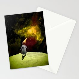 To Seek A Thousand Suns Stationery Cards