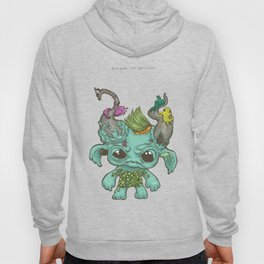 Everyone has parasites Hoody