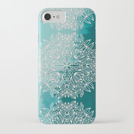 Mandala Forest Dawn iPhone Case