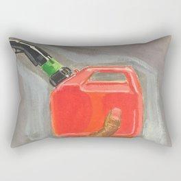 """""""Pan de María"""" Rectangular Pillow"""