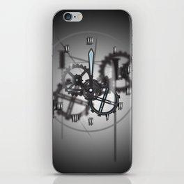 Time Keeper iPhone Skin