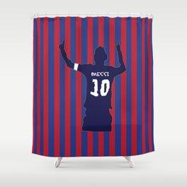 MesBar Shower Curtain