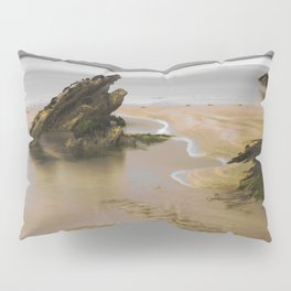 Fistral Beach, Newquay, Cornwall, England United Kingdom Pillow Sham