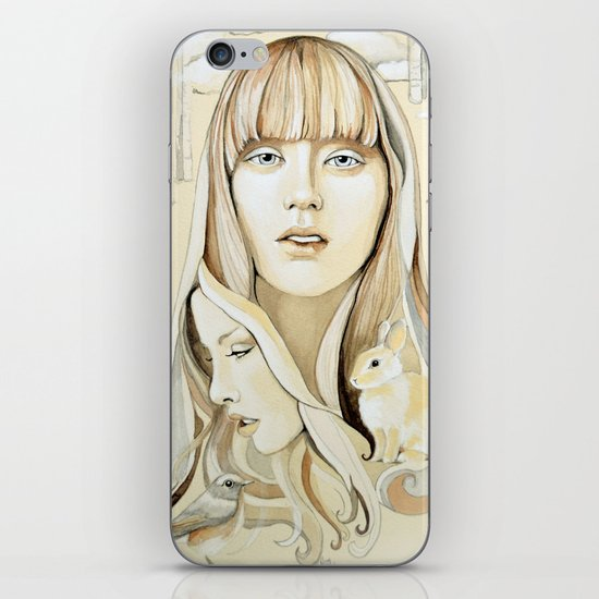 A Familiar Journey iPhone & iPod Skin