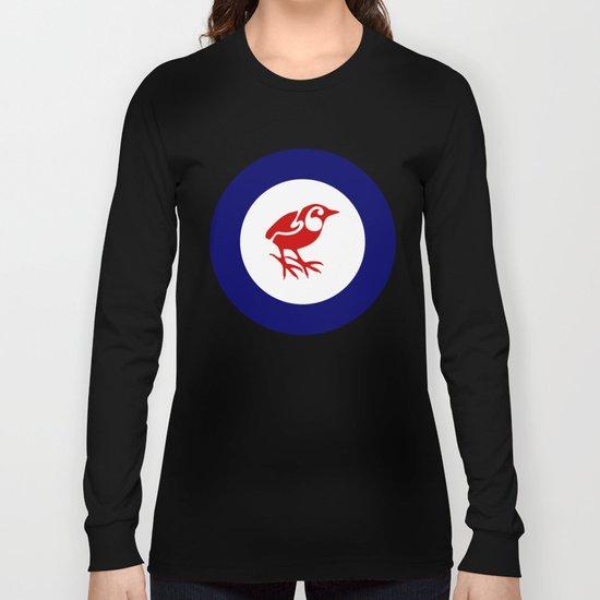 Rockwren Air Force Roundel Long Sleeve T-shirt