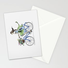 SUMMER IN THE CITY! Stationery Cards