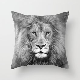 We just need a roar Throw Pillow
