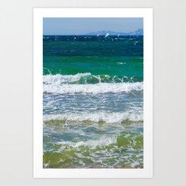 Sea  1402 Art Print
