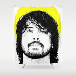 Grohl -Color Block Series. Shower Curtain