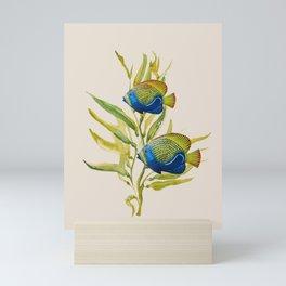 Fishes 2 Mini Art Print