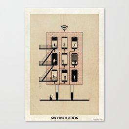 archisolation_17-01 Canvas Print