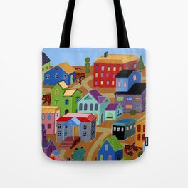 Tigertown Tote Bag